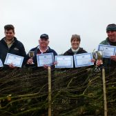Hedgelaying Competition - a very successful day