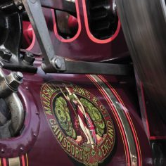Steam-engine-
