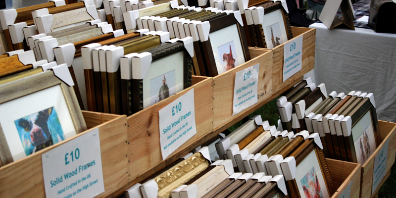 Trade Stands For Sale : Trade stands mid somerset show